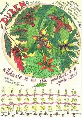 Adéla Kulichová autorkou originálního kalendáře na rok 2019
