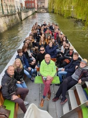 Zájezd do Lucemburska, francouzské Pikardie a Belgie je již minulostí