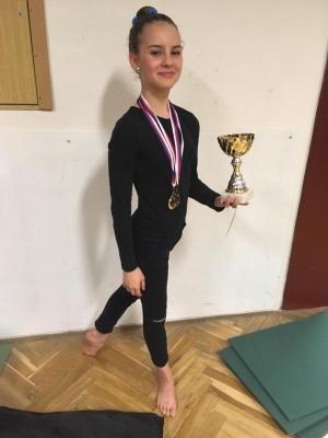 Další úspěch sekundánky Daniely Valešové: Šťastná třináctka