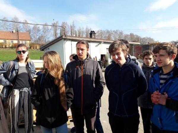 Exkurze kvarty: Kamenictví Granit Lipnice, Ivanitská poustevna a kostel Panny Marie Pomocné