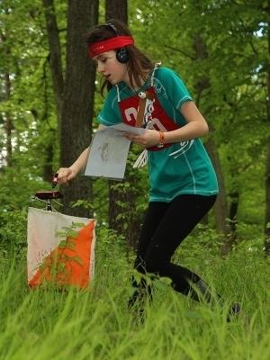 Barbora Jirásková měla skvělý úvod na Mistrovství světa v rádiovém orientačním běhu - mistryně světa v družstvech