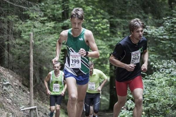 Orientační běžec Ondřej Volák úspěšný i v klasickém běhu