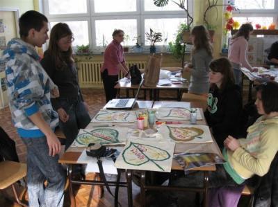 Lednové setkání Ekoklubu Nowa Ruda