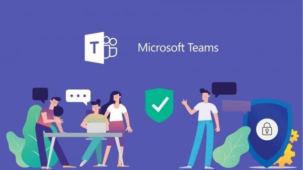 Online výuka v systému Microsoft Teams: Na našem gymnáziu již od 24.března