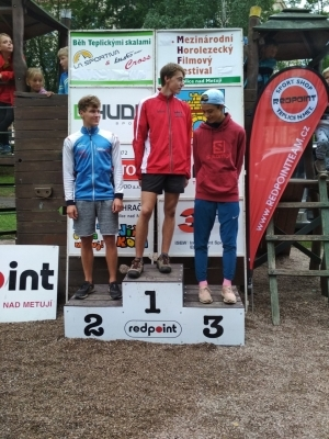 Další běžecký úspěch Jiřího Kuldy