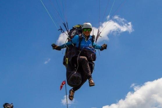 Od Stanislava Klikara po Kvido Hadaše i Antonína Mráze - to je paragliding.