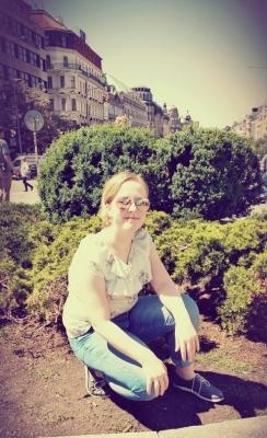Píšu, píšeš, píšeme: Kristýna Volfová a její literární pokus