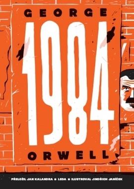 Nový překlad George Orwella od našeho bývalého učitele Jana Kalandry