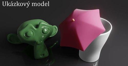 Informatika s Michalem Hnykem a sextou: 3D modely hrníčků
