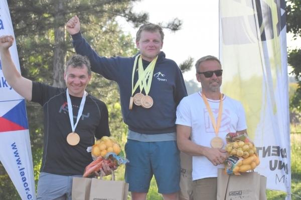 Paragliding: Stanislav Klikar vítězí na vlastním křídle