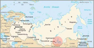 Honza Vysoký zdraví učitele a všechny gymnazisty z daleké Sibiře