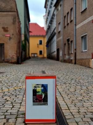 Výstava obrazů Davida Kubiny až do pátku 8.října