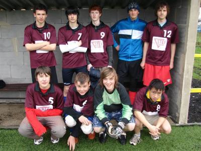 Okresní finále - minifotbal
