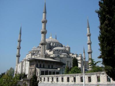 Mirka Soldánová píše o své cestě do Istanbulu
