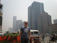 Bývalý gymnazista Aleš Ottmár píše o své cestě do Číny