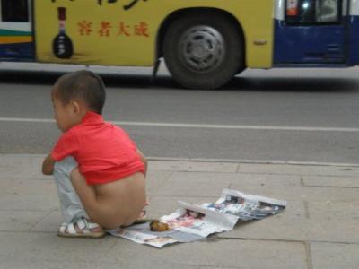 V Číně je všechno jinak - blog našeho studenta o Čině