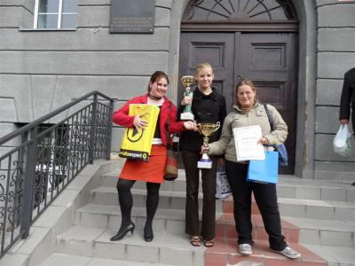 Fantastický úspěch Kateřiny Vlčkové ze septimy