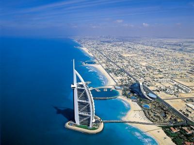 Přednáška Marie Cvikýřové o Dubaji