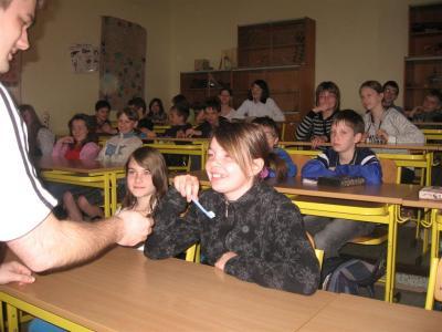 Zdravá škola- hygiena ústní dutiny