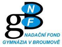 Ocenění Nadačního fondu Gymnázia Broumov - čtvrtek 10.11. v 17 hodin