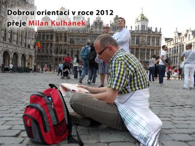 Možné cesty v roce 2012 - hlaste se v kabinetu dějepisu