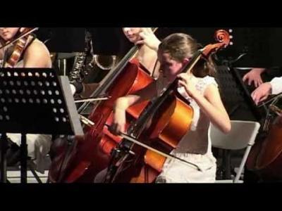 Petra Soukupová - zakladatelka skvělého orchestru