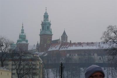 Kraków - město polských králů - viz fotogalerie