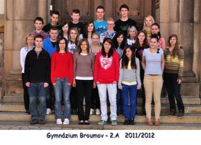 Skupinová fota tříd