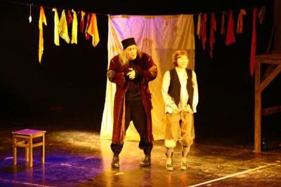 Oliver Twist - divadlo v angličtině