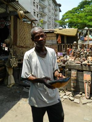 Z Broumova do Afriky : Tereza Nosková zdraví z Kinshasy
