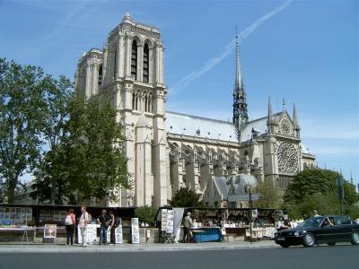 Informace k zájezdu do Paříže - odjezd - čtvrtek 13.00