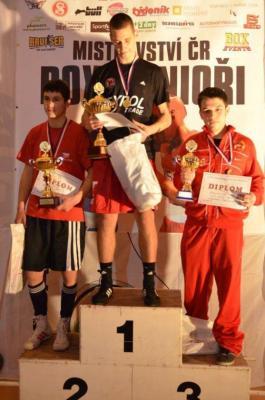 Pozdě, ale přece: Michal Jarkovský má bronz z republiky
