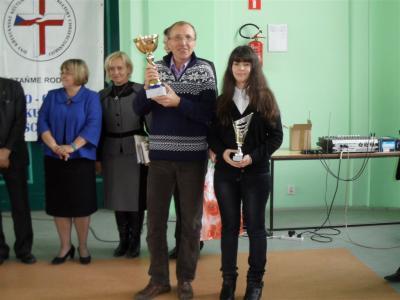Tři studenti v elitní pětce - skvělý úspěch v Polsku