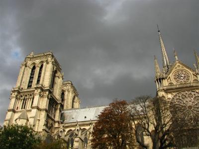 Paříž očima Jitky Smolíkové ( juniorky )