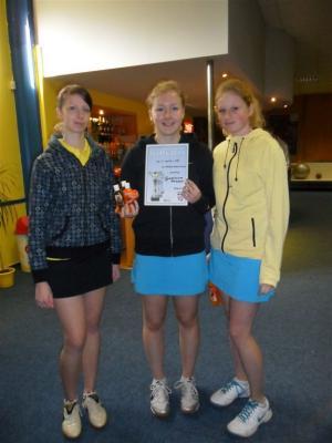 Stolní tenis: Opět skvělé 2.místo