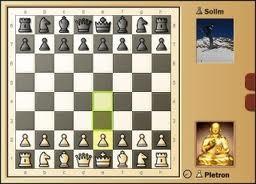 Kristián Matěka šachovým králem školy