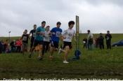 Krajské kolo přespolního běhu družstev 2009