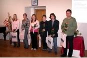 Ocenění Nadačního fondu Gymnázia Broumov 2009