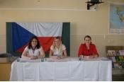 Studentské volby a beseda na téma Gender