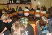 Návštěva z Rohru na našem gymnáziu