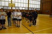 Okresní finále florbal starších žákyň - Police n.M.- 1/2011
