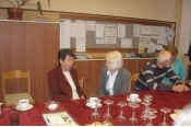Oslavy 66, setkání učitelů, foto Zdena Cikrytová