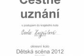 Recitační soutěž- okres-3-2012