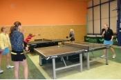 Okresní kolo družstev-stolní tenis-11-2013