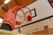 Okresní finále basket dívek - 3-2014