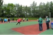 Okresní kolo v atletice - starší žákyně - 15.5.2014
