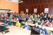Běloruské děti na našem gymnáziu