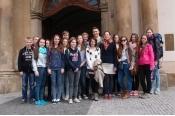 Exkurze - antické a latinské reálie-Praha-4-2015