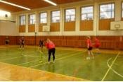 Okresní kolo- florbal- dívky - leden 2016