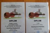 Diplom -Soukupová